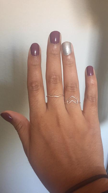 angora cardi - dusty rose nail polish & nail color - essie