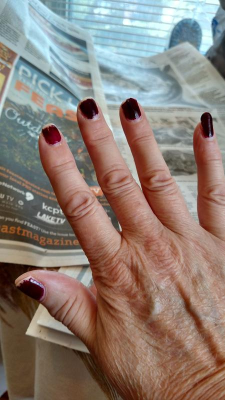 style in excess - slate gray gel nail polish, color & lacquer - essie