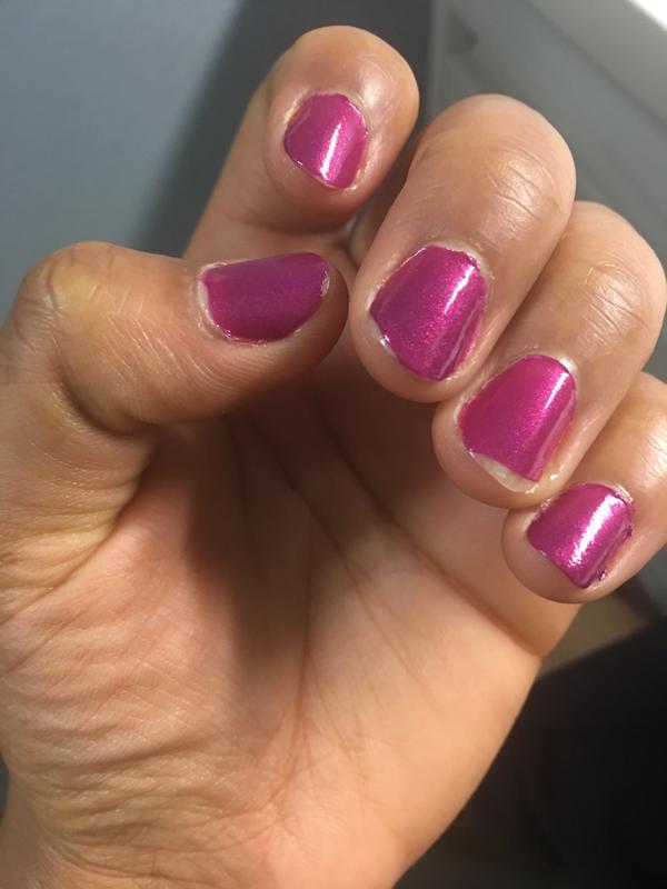 Jamaica Me Crazy Shimmer Magenta Nail Polish Nail Color Essie