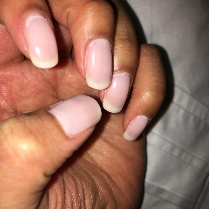 sheer fantasy - sheer pink gel nail polish, color & lacquer - essie