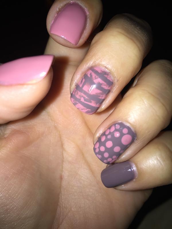 eternal optimist - pink rose nail polish & nail color - essie