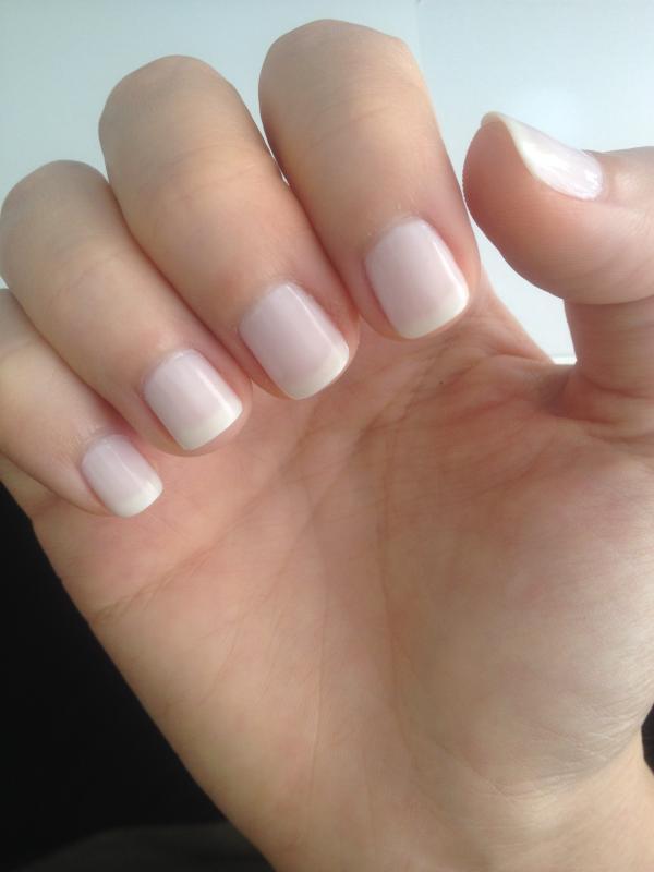 waltz - sheer white nail polish, nail color & lacquer - essie