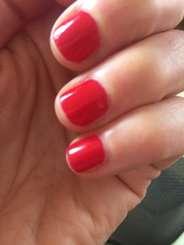 really red - rich red nail polish, nail color & nail lacquer - essie