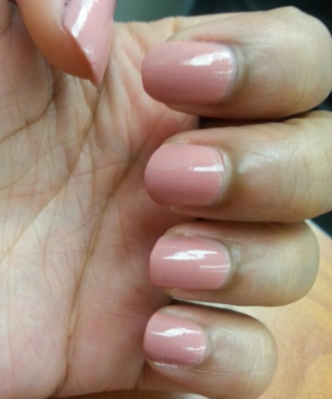 eternal optimist - pink rose nail polish & nail color - essie