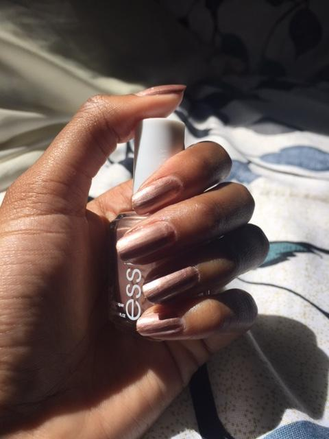 buy me a cameo - frosted mocha nail polish, color, & lacquer - essie