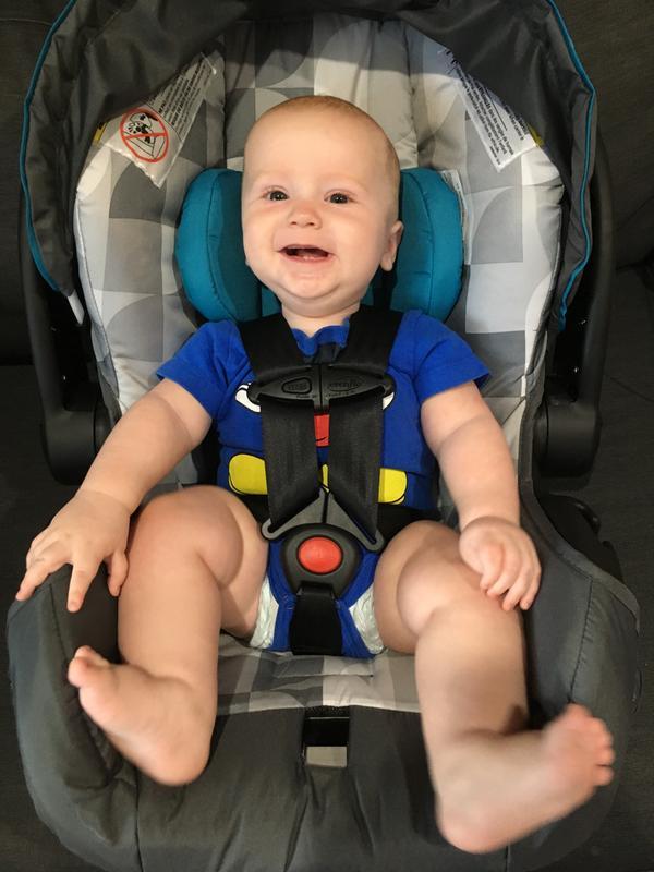 Embrace Infant Car Seat Evenflo