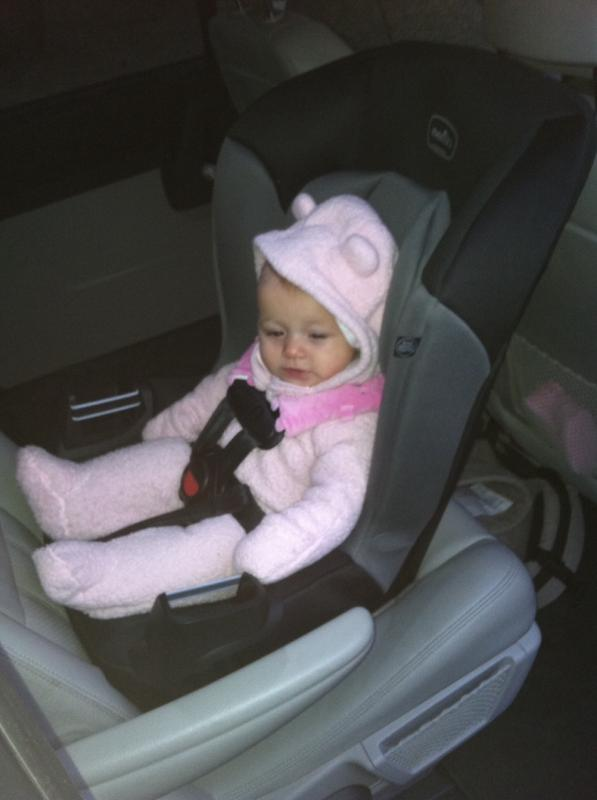 Evenflo Sonus Convertible Car Seat - Lava Red | Babies R Us Canada