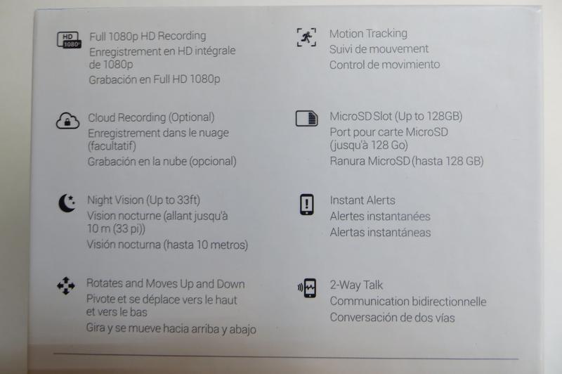 C2C (Mini O/ Mini O Plus) - EZVIZ Wi-Fi Security Camera