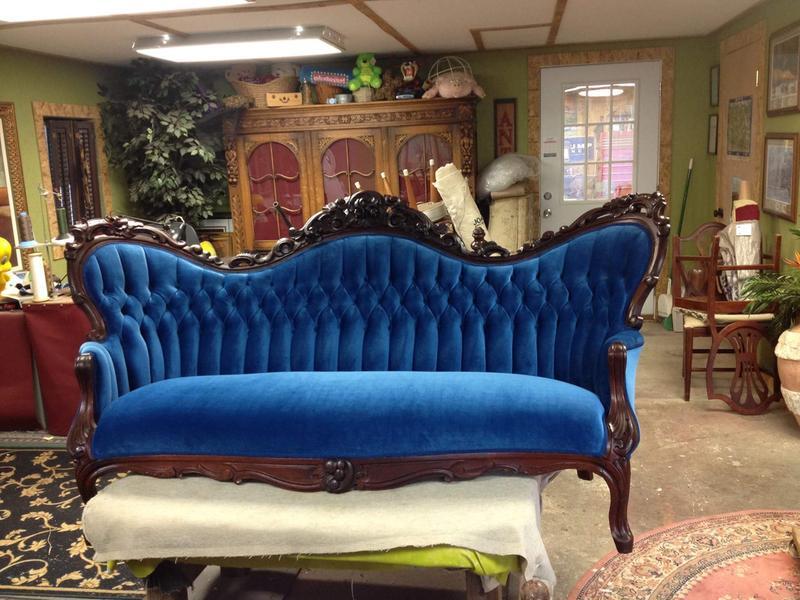 Alpine Upholstery Velvet Navy - Discount Designer Fabric - Fabric.com