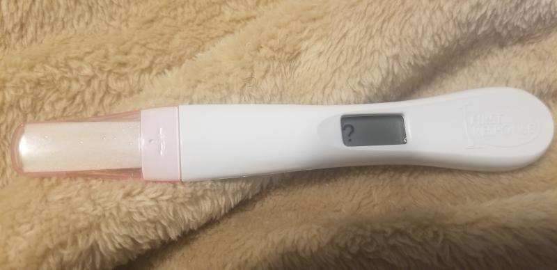 Rapid Result Pregnancy Test | First Response