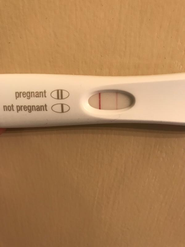 First Response Rapid Result Pregnancy Test Results In 1 Minute