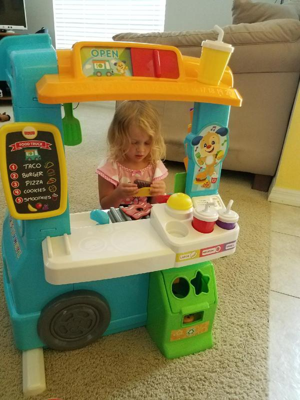 Fisher Price Kitchen Table