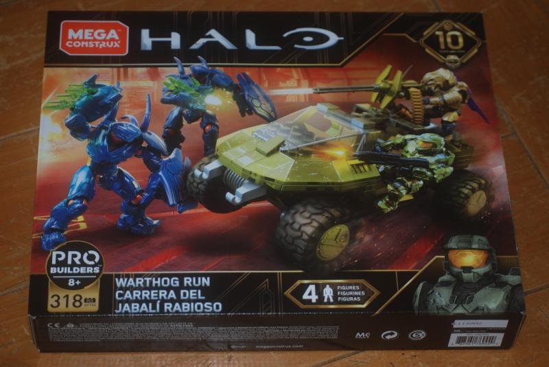 Mega Construx™ Halo® Warthog Run
