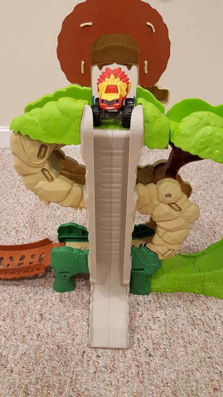 Nickelodeon Blaze and the Monster Machines Animal Island Stunts ...