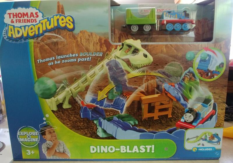 Thomas & Friends Adventures Dino-Blast! | FJP86 | Fisher-Price