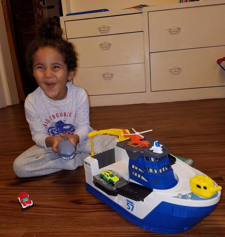 Matchbox® Shark Ship® | DVR60 | Mattel Shop