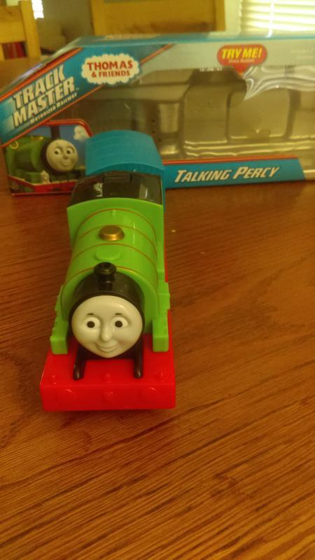 Thomas & Friends TrackMaster Talking Percy | CDB85 | Fisher-Price