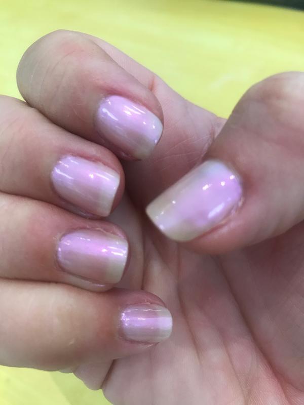 Pink Iridescent Nail Polish   Nail Lacquer   Kendra Scott