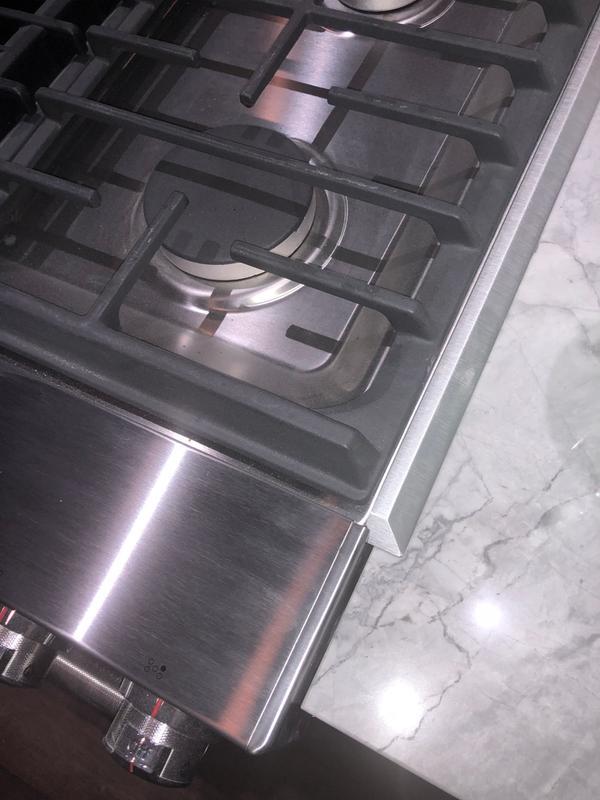 Other Slide In Range Stainless Steel Trim Kit W10675028 Kitchenaid