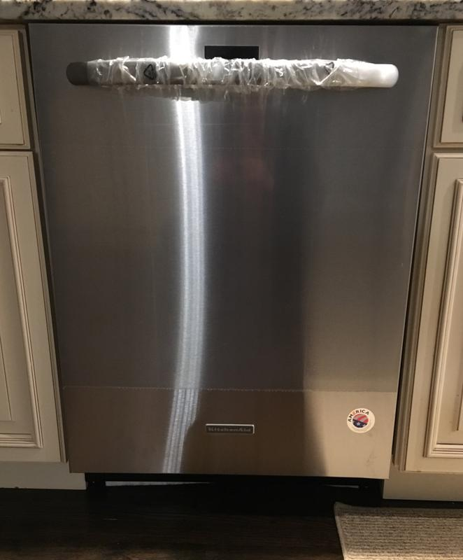 Fully Integrated Control Dishwashers Product Detail | KitchenAid on