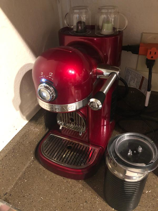 Nespresso Espresso Maker By Kitchenaid