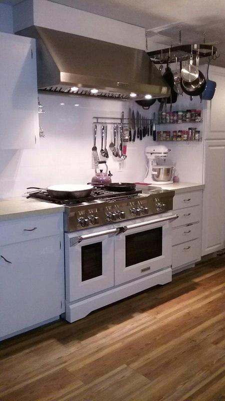 Well Lighted Cooking!