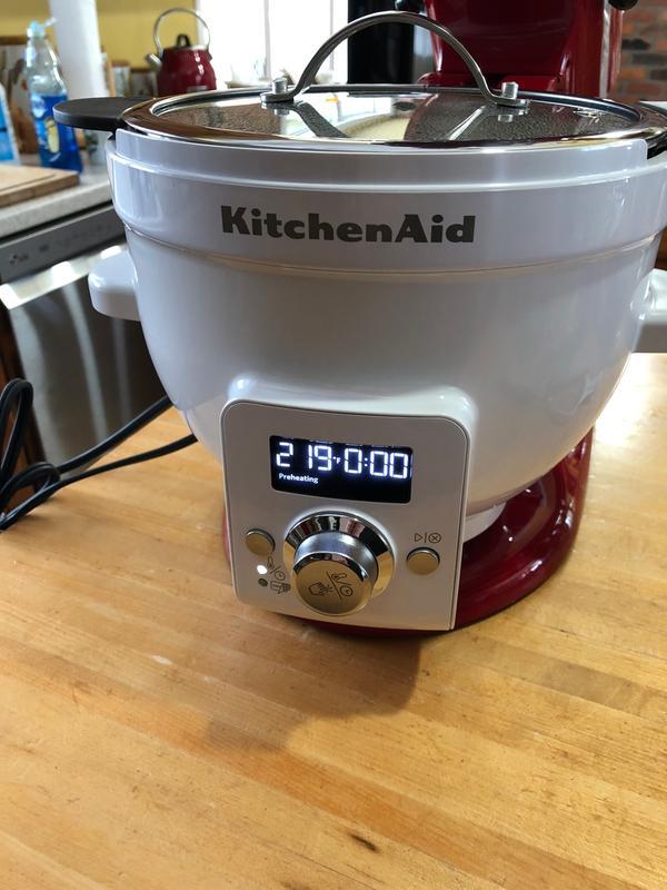 on ice undercounter machine kitchenaid kuia15nrs11
