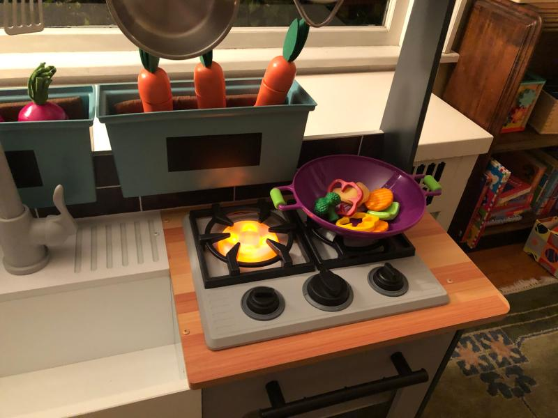 Farm To Table Play Kitchen With Ez Kraft Assembly Kidkraft