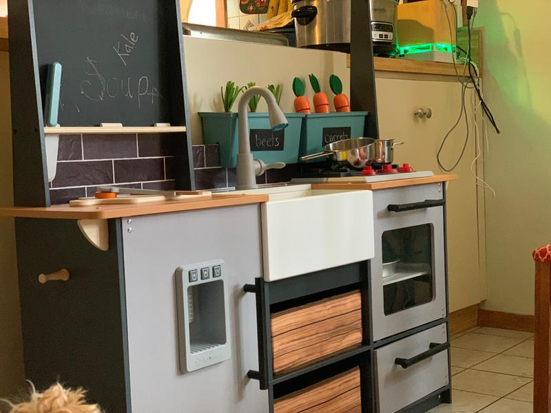 Farm To Table Play Kitchen With Ez Kraft Assembly Kidkraft
