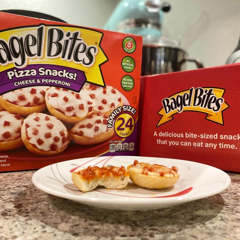 Smith S Food And Drug Bagel Bites Cheese Pepperoni Pizza Snacks 40 Ct 31 1 Oz