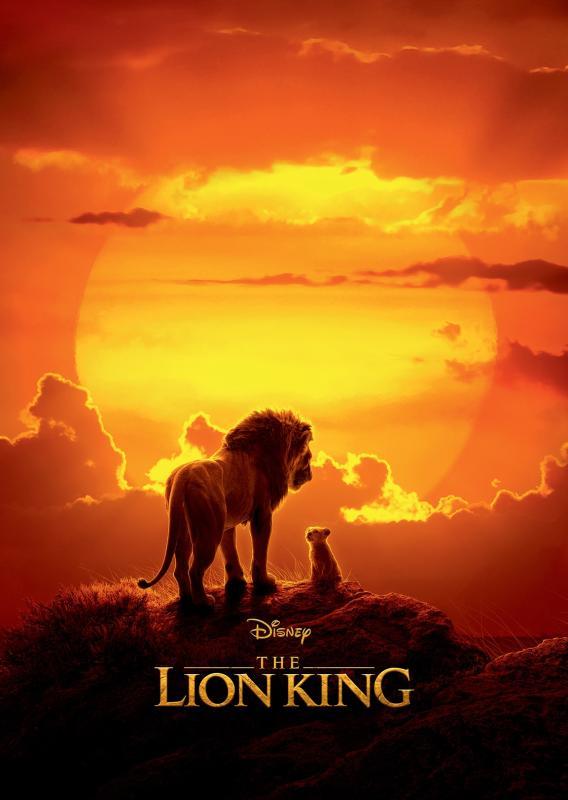Her Universe Disney The Lion King Sunset Leggings Plus Size