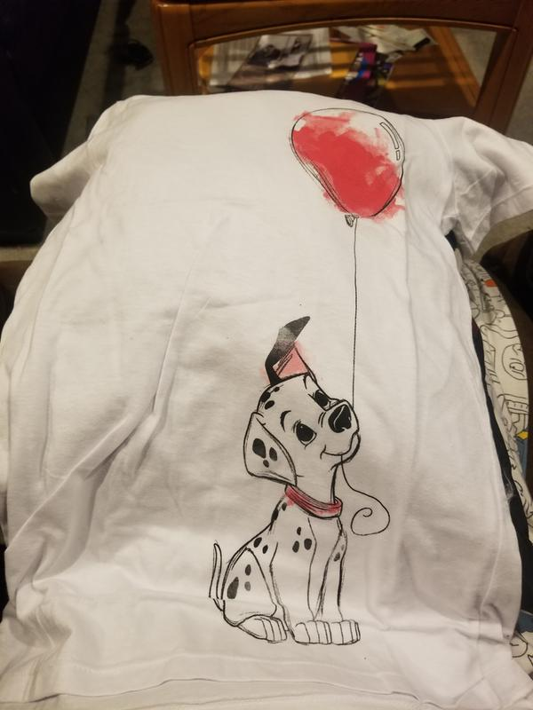 47e06d28 Disney 101 Dalmatians Balloon Puppy Girls T-Shirt