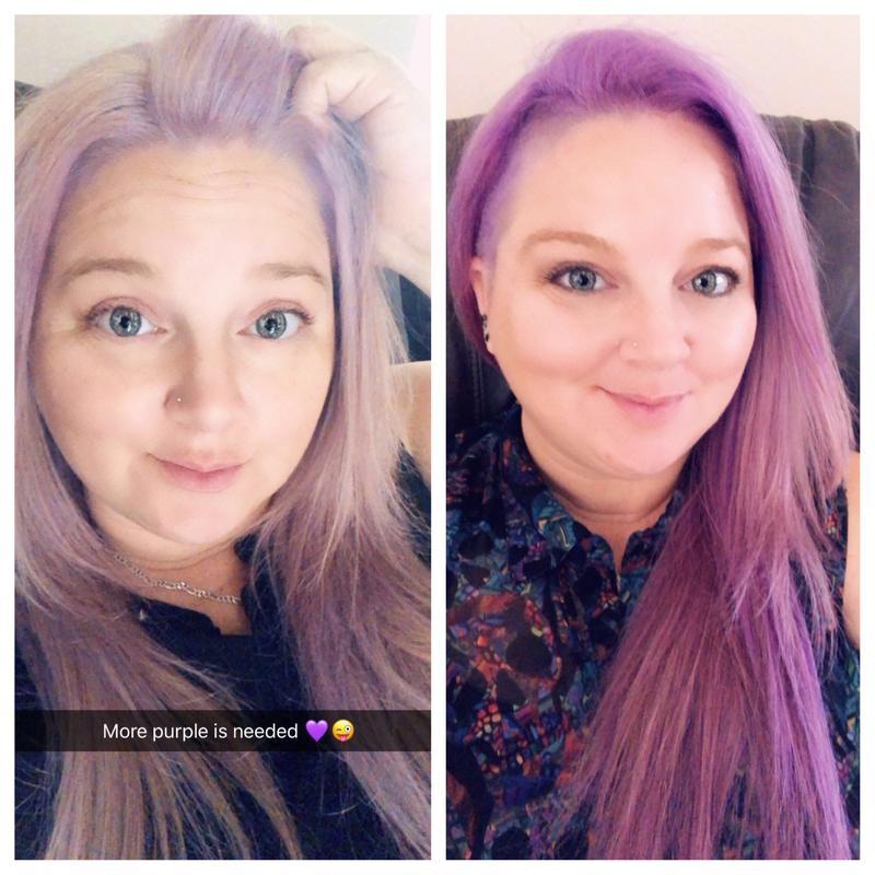 Arctic Fox Semi Permanent Girls Night Hair Dye