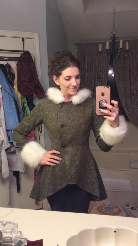 97f7776479e Outlander Claire Riding Jacket