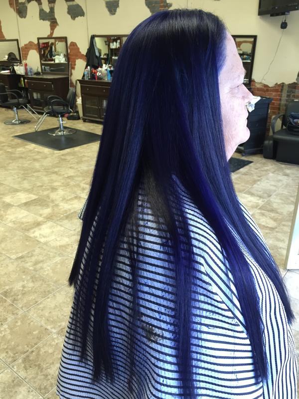 Raw Deep Purple Demi Permanent Hair Color Hot Topic