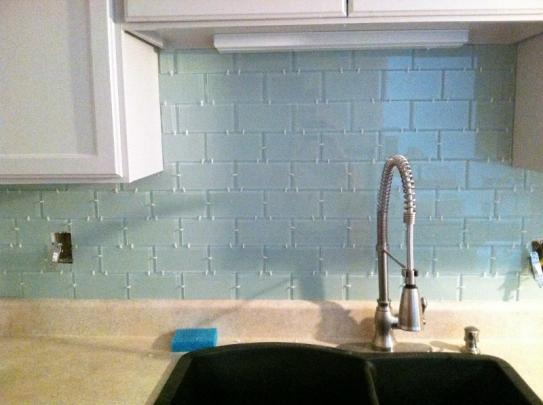 Jeffrey Court Morning Mist 3 In X 6 Gl Wall Tile 1pk 8pcs 1sf 99504 At The Home Depot Mobile