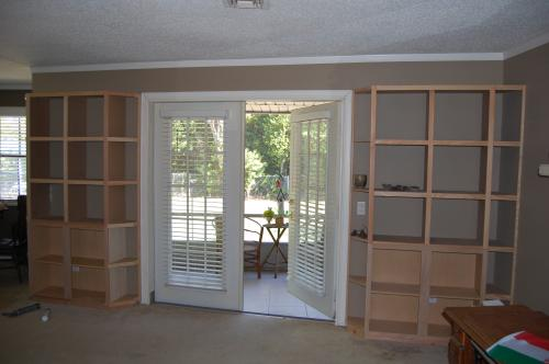 Assembled 24x84x18 In. Pantry Kitchen Cabinet In
