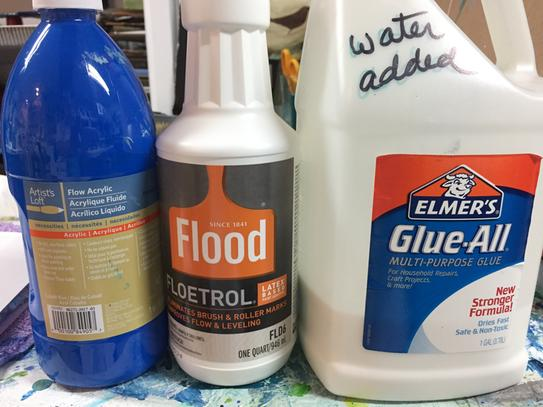 Flood Floetrol 1 Qt Clear Latex Paint Additive Fld6 04 At The Home