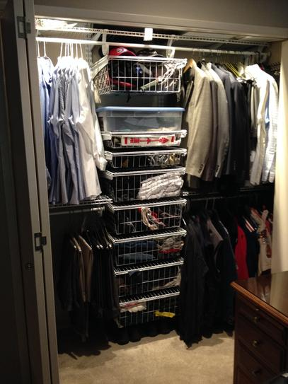 Bon ClosetMaid 17 In. D X 21 In. W X 27 In. H ShelfTrack 4 Drawer Kit Steel  Closet System In White 2815 At The Home Depot   Mobile