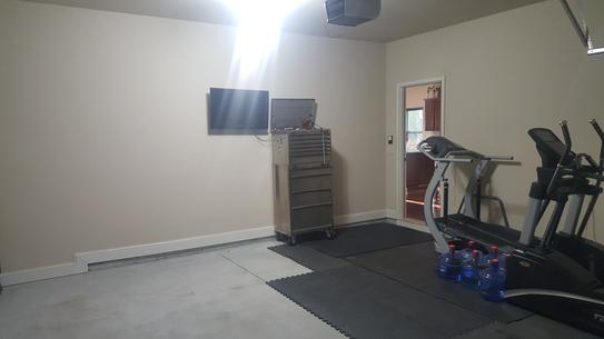 Gym mirror houzz