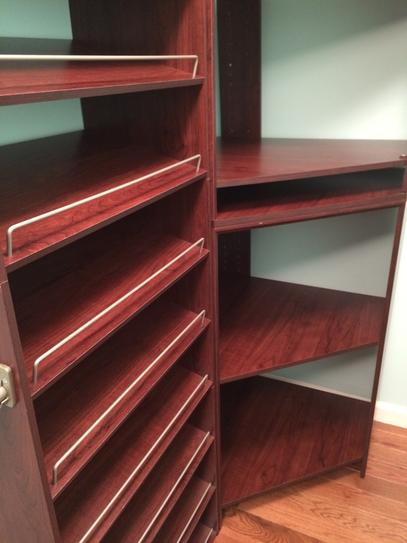 ClosetMaid Impressions 3 Shelf Chocolate Shoe Organizer 30901 At The Home  Depot   Mobile