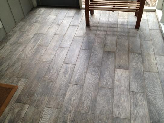 Marazzi Montagna Rustic Bay 6 In X 24 Glazed Porcelain Floor And Wall Tile 14 53 Sq Ft Case Ulm8 At The Home Depot Mobile
