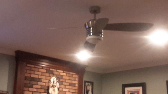 Replace Pull String On Ceiling Fan Light