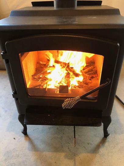 Englander 2 400 Sq Ft Wood Burning Stove 30 Nch At The