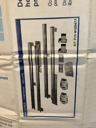 Clopay Garage Door Low Headroom Conversion Kit 4125477 At