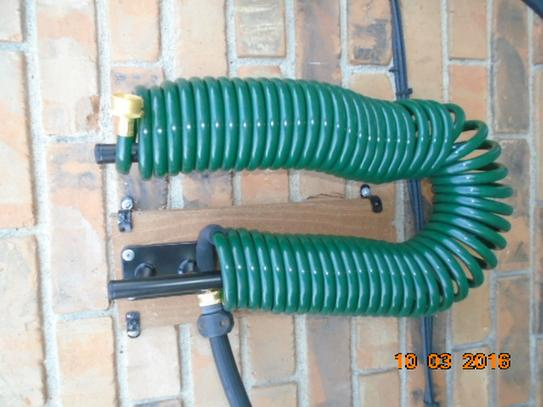 Coil Water Hose 983-202 at The Home Depot - Mobile & Melnor 1/2 in. Dia x 50 ft. Coil Water Hose 983-202 at The Home ...