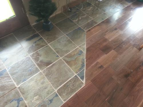 Daltile Natural Stone Collection Autumn Mist 16 In X Slate Floor And Wall Tile 10 68 Sq Ft Case S77216161p At The Home Depot Mobile