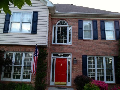 builders edge 15 in x 67 in raised panel vinyl exterior shutters