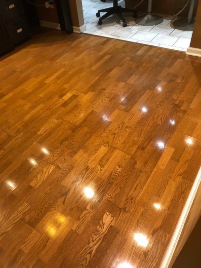 Bona 32 Oz High Gloss Hardwood Floor