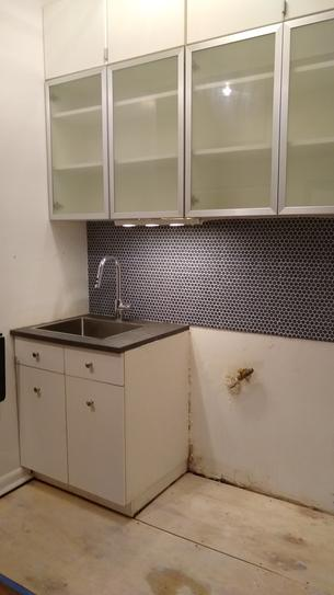 Bondera Tile Mat Set 12 In X 10 Ft Backsplash Roll For Tile Wall Backsplash Roll At The Home Depot Mobile